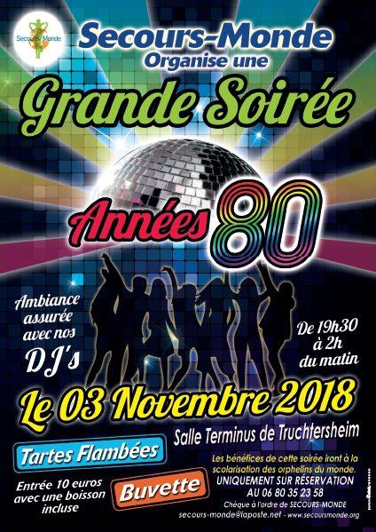 Annees 80 - 2018